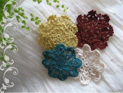 レース編み 色々