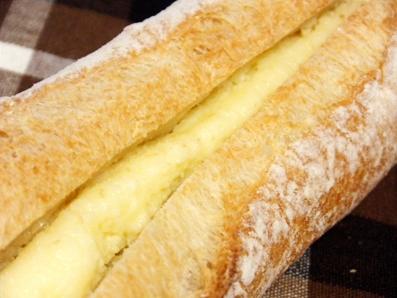 『えんツコ堂製パン』のミルクフランス