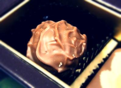 『レダラッハ』のチョコ