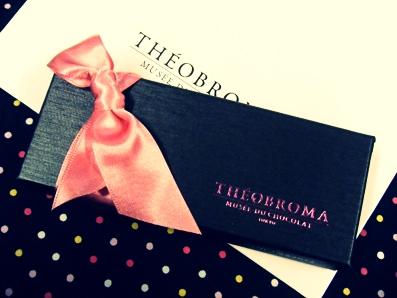 『テオブロマ』の生チョコ
