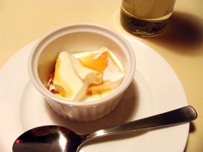 『石窯イタリアンgatto(ガット)』のスモークサーモンとほうれん草のクリーム