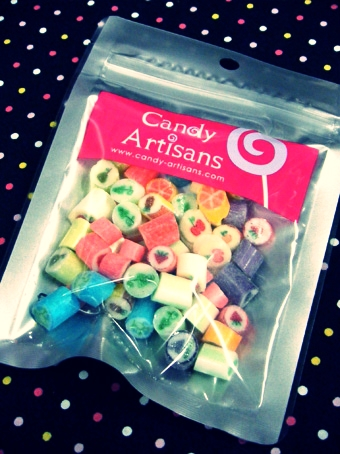 『Candy Artisans(キャンディーアーティザンズ)』のキャンディー