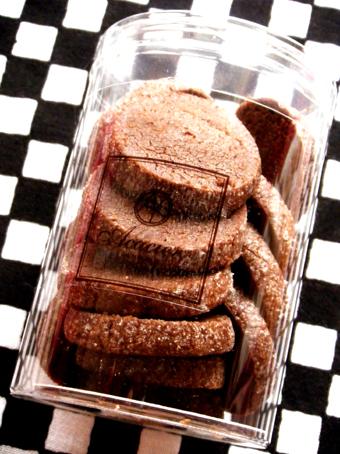 『アカシエ』のチョコクッキー