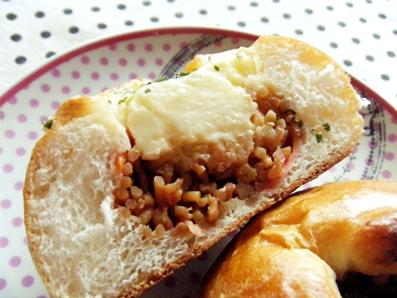 『キィニョン』の焼きそばパン