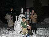 kaze lily 10年3月 お雛様 邦子誕生会 057