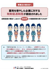 20110803雇用促進税制リーフレット