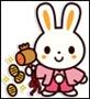 年賀A ウサギ3