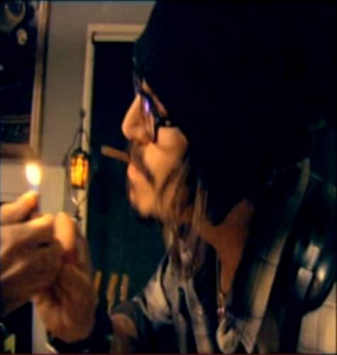 ギター&たばこ