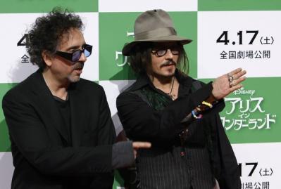 ジョニー来日20106
