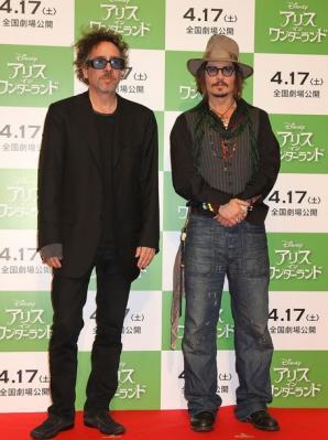 ジョニー来日20105