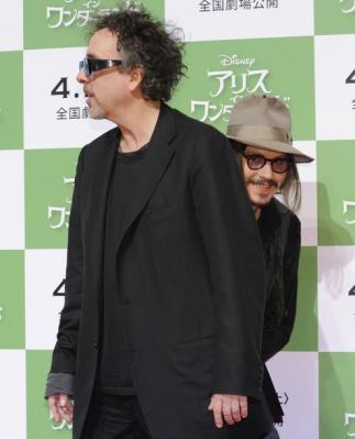 ジョニー来日20103