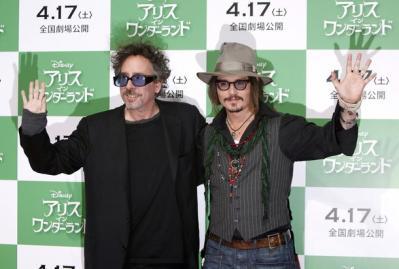 ジョニー来日20107