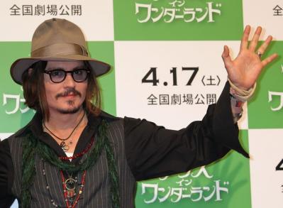 ジョニー来日20108