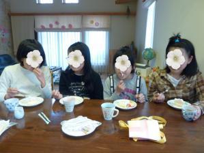 娘の誕生日会20106