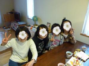 娘の誕生日会20103
