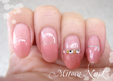 ピンク×ピンク