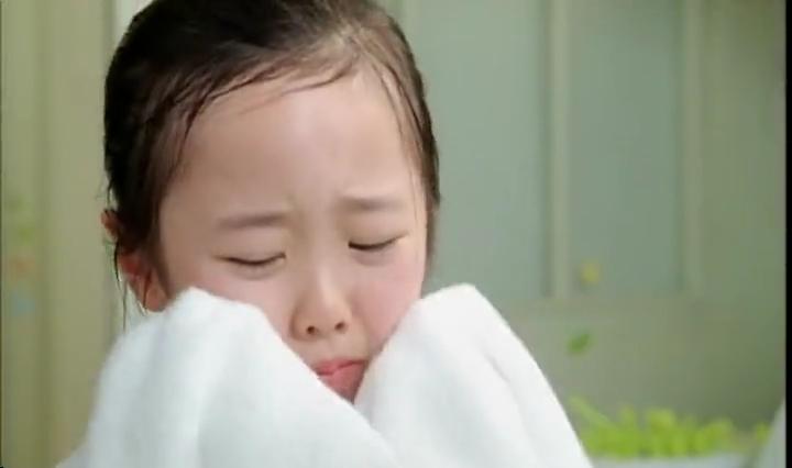 【家政婦のミタ】希衣ちゃん、ハミングCM(痛い)