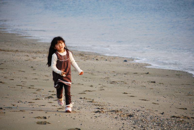 脇岬砂浜2