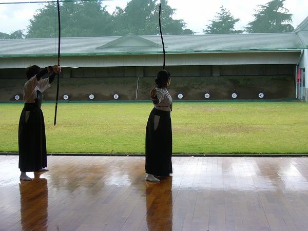 弓の練習9回目