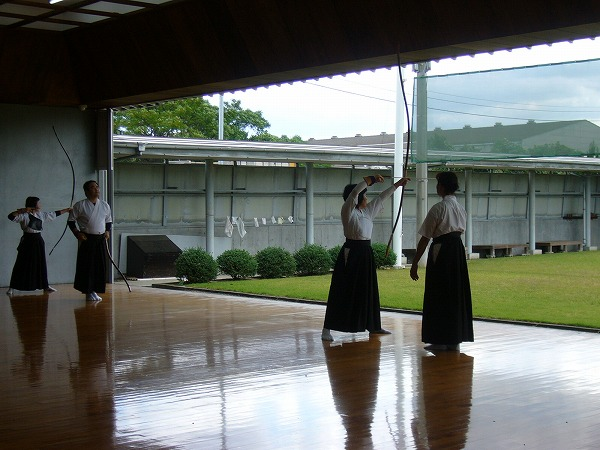 弓の練習9回目2