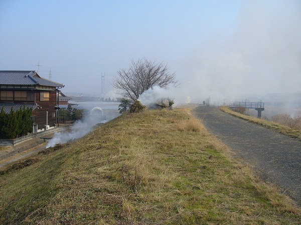 高瀬川清掃4
