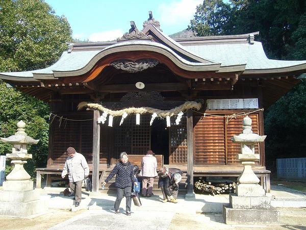 日枝神社(仁尾)(山王さん)