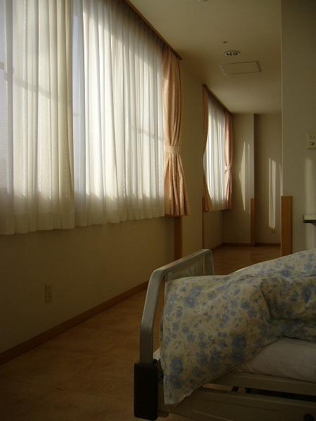 陽射しがたっぷりの部屋