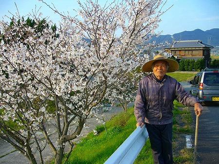 高瀬川桜と義父