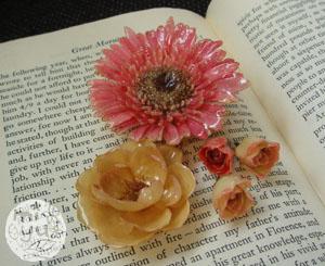 本物のお花