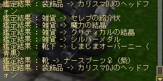 2011アニバ豆腐鑑定結果