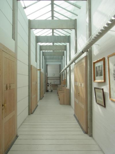 20101007バウスベア側廊