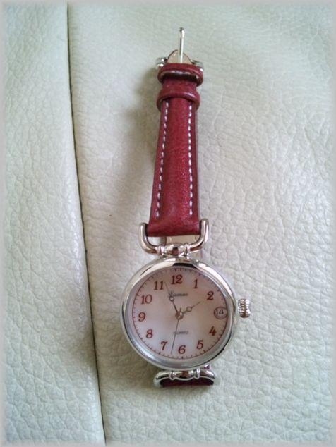 Mちゃんプレゼント腕時計