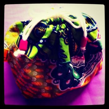 African braid pouch3