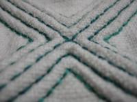 ちょっと高度な縫い方のヌビ