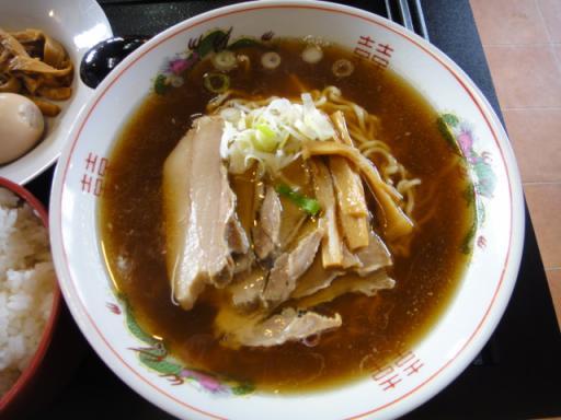 中華そば(煮干)