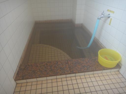 夏にオススメな水風呂