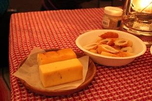 スモークチーズ&ちくわ