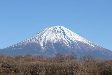 富士山ー!