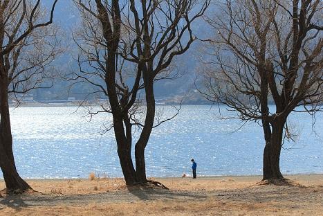再びの西湖