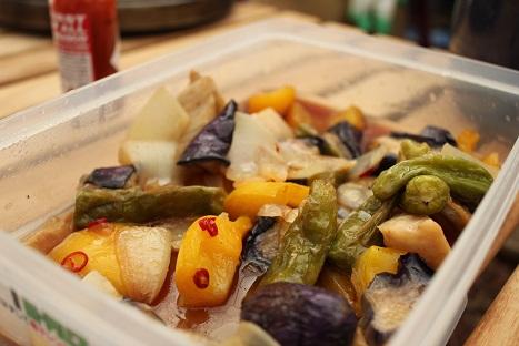 野菜マリネ