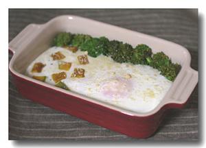 温野菜のグラタンサラダ