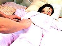 【無修正】妄想してください。パジャマの美少女の寝込みを・・・
