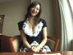 【素人妻動画】出会い系の清楚妻 昼間のホテルで股を開き・・・