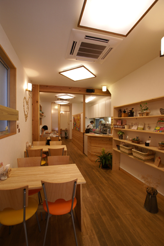 ほっとコミュニティうぃる_1階喫茶-1