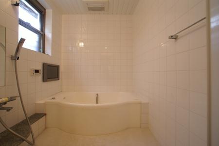 堺新金岡の家_浴室