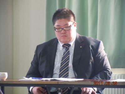 平成22年 3月 25日   商工会役員会 011