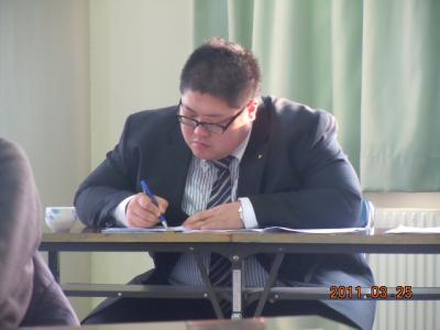 平成22年 3月 25日   商工会役員会 016