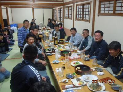 平成22年 3月 27日  レスリング6年生を送る会 004