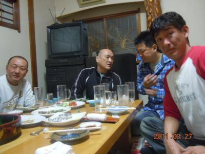 平成22年 3月 27日  レスリング6年生を送る会 016