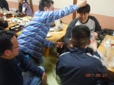 平成22年 3月 27日  レスリング6年生を送る会 017